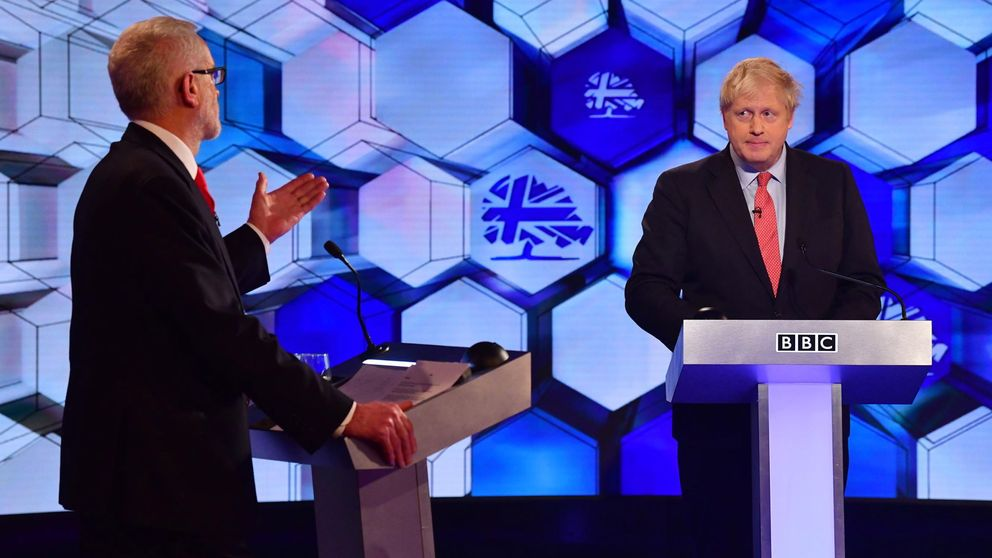 La City, entre el miedo a Corby y el riesgo de Brexit duro de Johnson