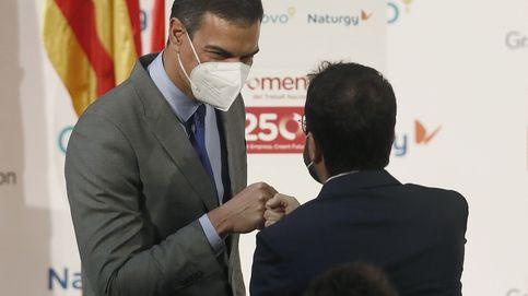Sánchez prepara una negociación con Cataluña larga, discreta y de gestos mutuos