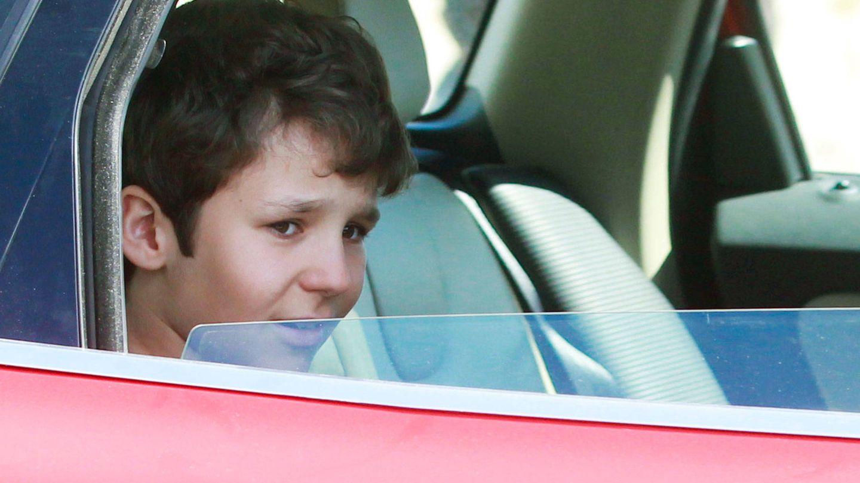 Felipe Juan Froilán, de niño. (Reuters)