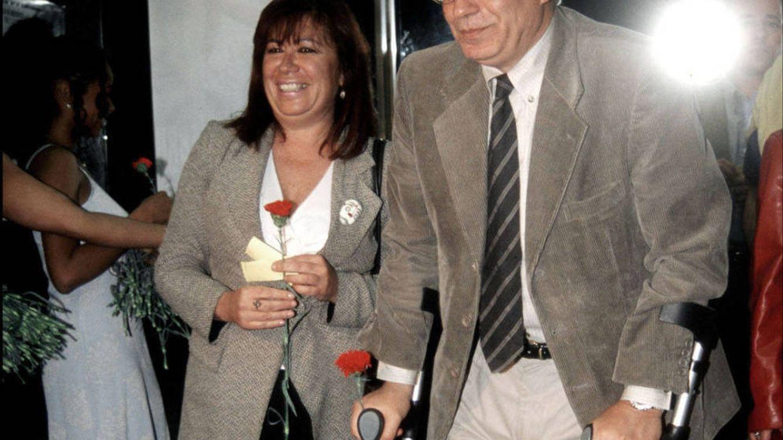 Boda por sorpresa: Josep Borrell y Cristina Narbona se casan tras veinte años de relación