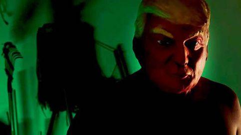 Donald Trump se cuela en la cabecera de la séptima temporada de 'AHS'.