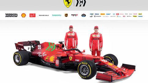 El SF21, el monoplaza para hacer olvidar uno de los peores años en la historia de Ferrari