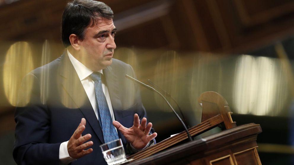 El PNV votará 'no' en el Senado a la aplicación del artículo 155