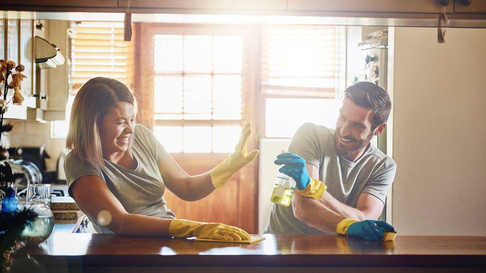Con qué frecuencia debes limpiar las cosas que tienes en casa