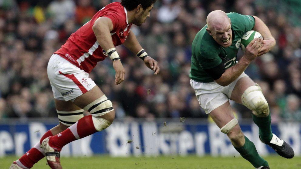 Cuando un médico manda retirar a una leyenda del rugby, Paul O'Connell