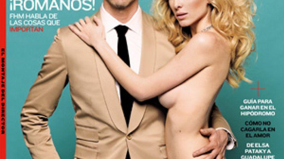 Twitter censura el desnudo de Kira Miró