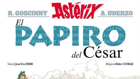 Astérix y el papiro del César: 36 portadas y más de medio siglo de historia