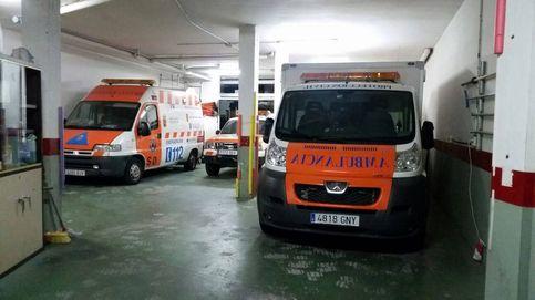 La ambulancia que nunca llegó a Velilla… porque estaba confinada en la base
