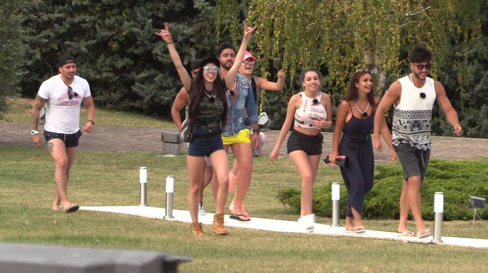 Foto: Participantes de 'MTV Super Shore 3'.