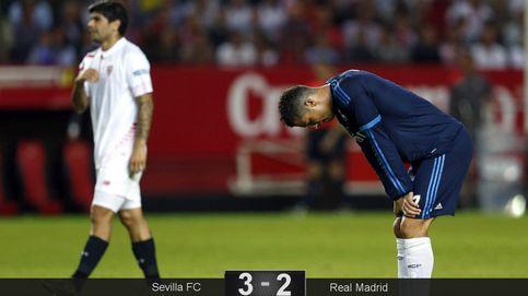 El Real Madrid de Benítez no solo juega mal, sino que además ya sabe perder