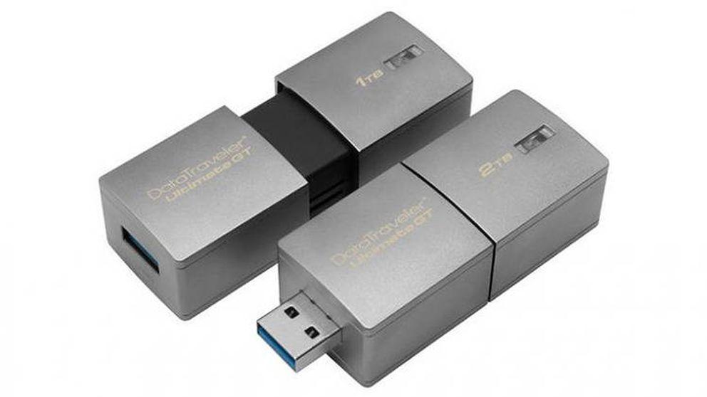 Dos TB de bolsillo: esta es la memoria USB con mayor capacidad del mundo