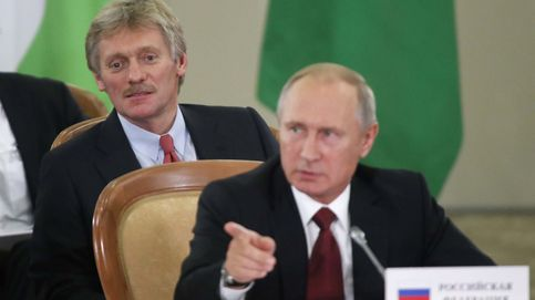 La hija del portavoz de Putin se 'cuela' como becaria en la Eurocámara