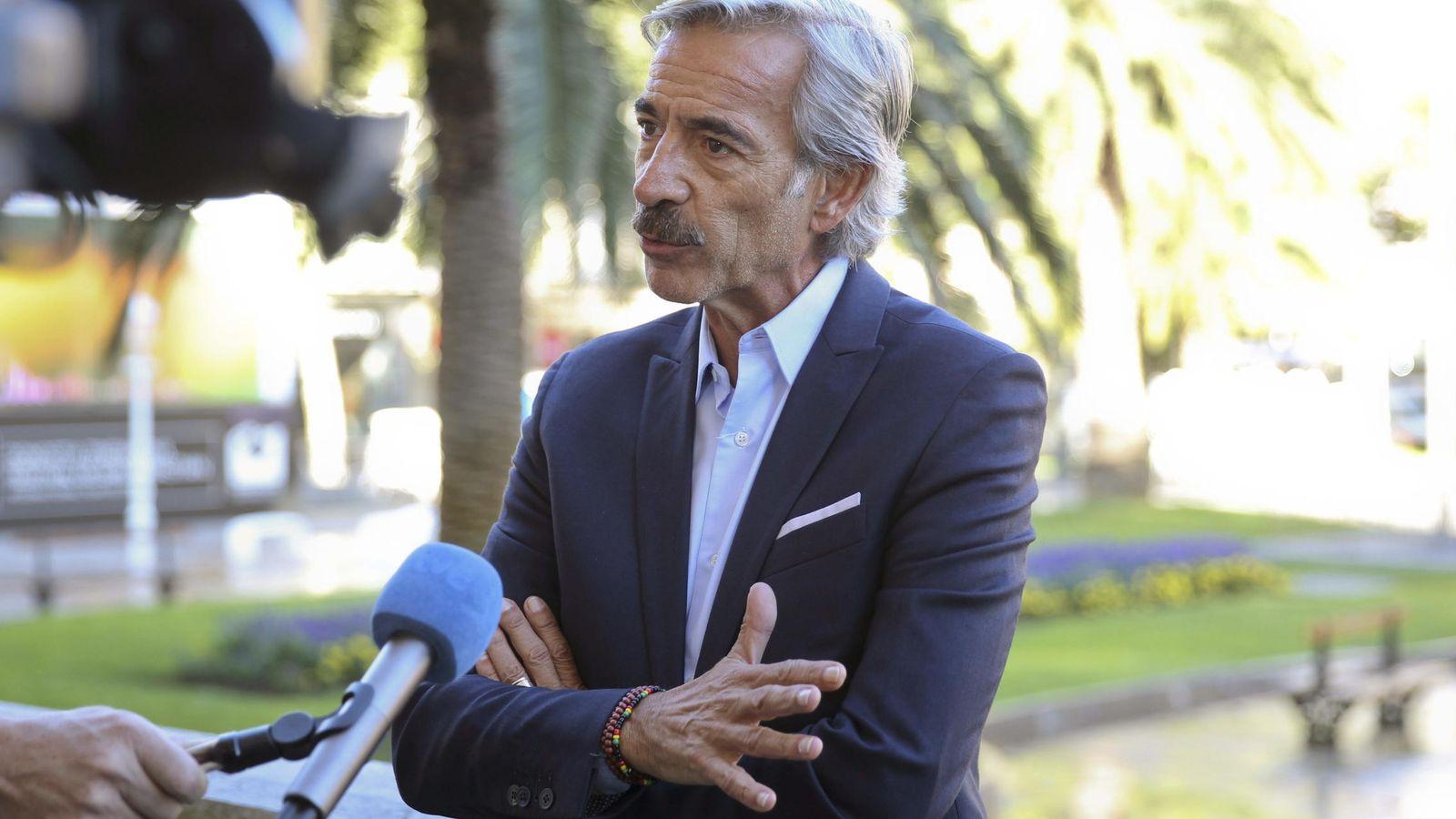 Foto: El actor español Imanol Arias. (EFE)