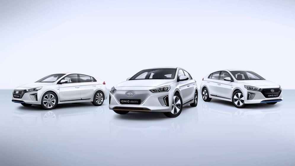 Foto: De la gama Ioniq solo los compradores de la versión eléctrica podrán acceder a esta interesante campaña.