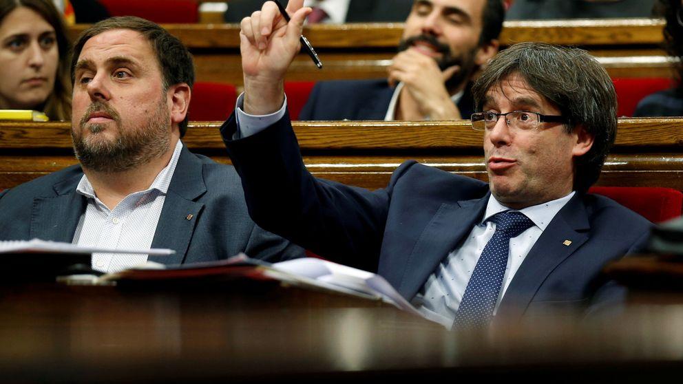 Érase una vez la Cataluña de Puigdemont