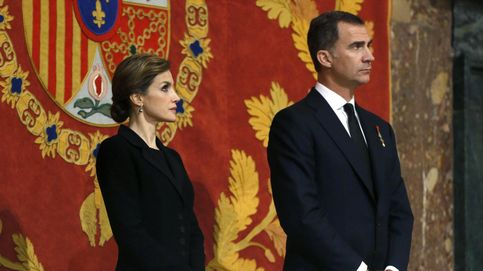 Cónclave de royals en la misa funeral por el alma de Carlos de Borbón