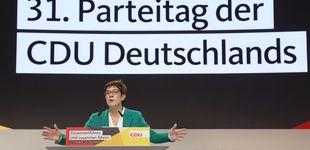 Post de Y la sucesora de Angela Merkel es… una segunda Merkel