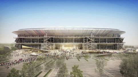 La directiva del Barça vuelve a meterse en un lío con la reforma del Camp Nou