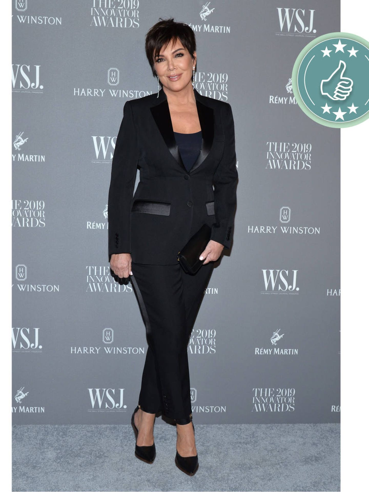 Kris Jenner. (Cordon Press)