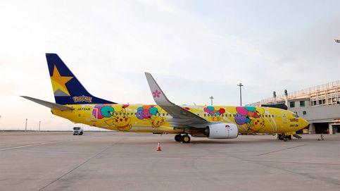 Pikachu ya tiene su avión: así es el viaje temático más increíble para descubrir Japón