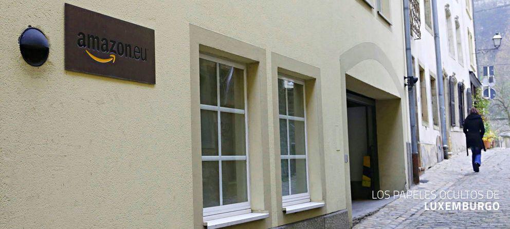 Foto: Sede de Amazon en Luxemburgo, donde esta y otras empresas utilizan los tax rulings para pagar menos impuestos. (Foto: REUTERS)