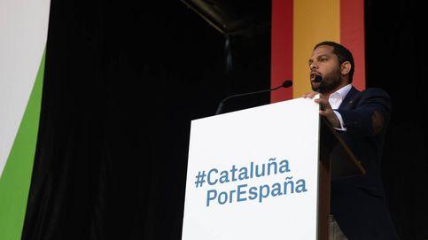 Vox presenta a Ignacio Garriga como candidato a la alcaldía de Barcelona