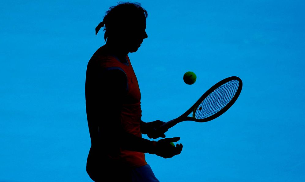 Foto:  Rafa Nadal. (Getty)