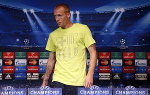 Mathieu confirma el mal rollo entre Luis Enrique y Messi