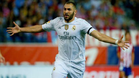 Karim Benzema, un Pichichi enfadado: Preguntad al técnico por qué me quita