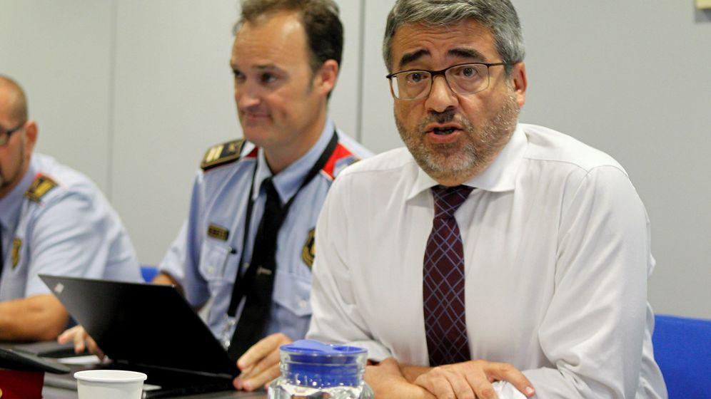 Foto: El director de los Mossos, Andreu Joan Martínez. (EFE)