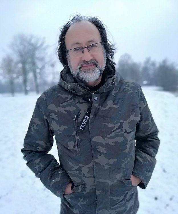 Foto: El documentalista Luis Miguel Domínguez. (RRSS)