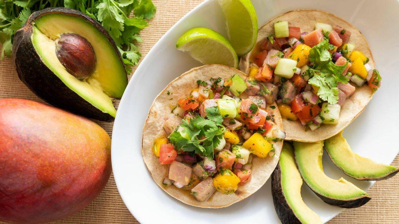 Tacos marineros.