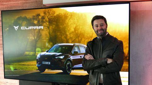 Victor Sarasola: Cupra es una marca para los que buscan algo diferente