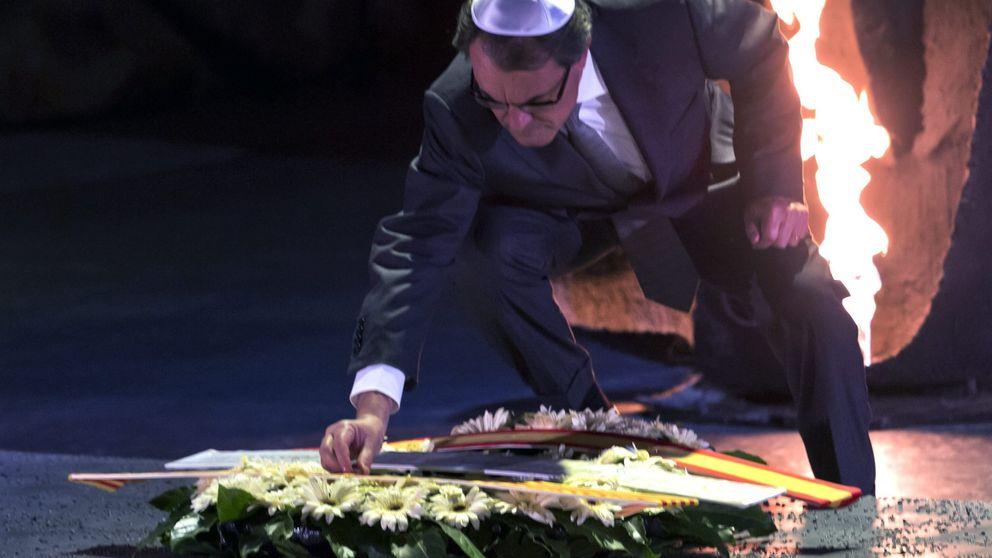 A Mas le aconsejaron contactar con Israel para montar su CNI