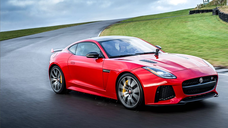 Foto: Mantener la deportividad junto a la última tecnología es la apuesta de Jaguar para el futuro.