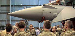 """Post de Bombarderos rusos activan las alarmas en Holanda, Bélgica y UK: """"Nos ponen a prueba"""""""