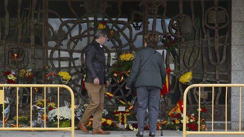 Primera visita de la familia Franco a Mingorrubio