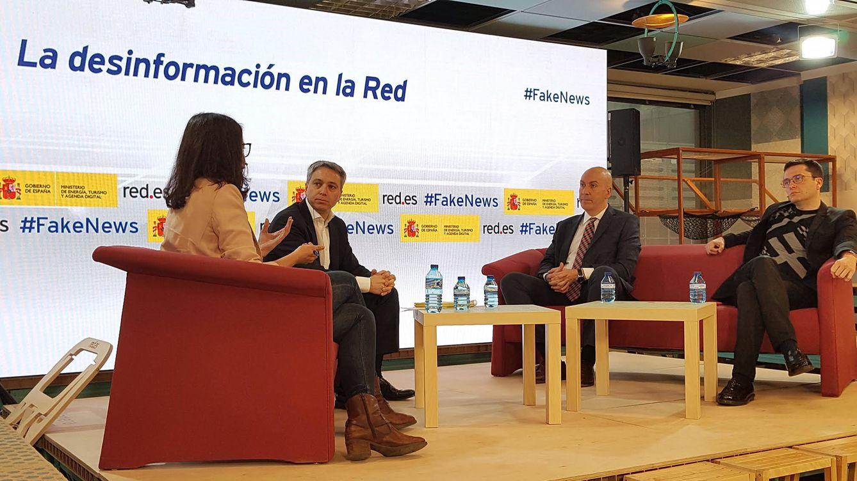 """Contra las 'fake news': """"No podemos dejarnos llevar por la dictadura de las redes sociales"""""""
