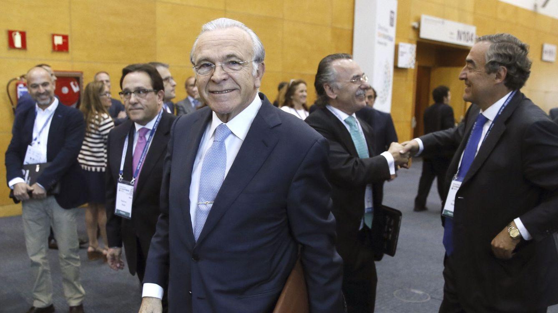 Foto: El presidente de la Fundación Bancaria La Caixa, Isidro Fainé. (EFE)