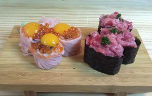 Yoka Loka, gran sushi de 'mercado'