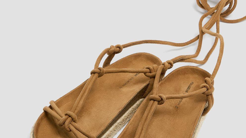 Pull and Bear se luce con estas sandalias bohemias destinadas a arrasar este verano