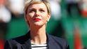 Charlène de Mónaco: de triste a 'fiestera' (y otra vez sin Alberto)