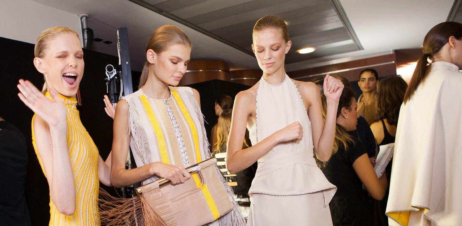 Foto: Especial tendencias primavera 2015 moda: vaqueros, ante, flores… todo lo que te vas a poner esta temporada