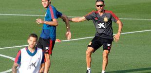 Post de Cómo hacer olvidar a Jordi Alba: la presión sobre