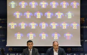 La catarsis del Barcelona se pone en marcha tras fracasar en la Liga