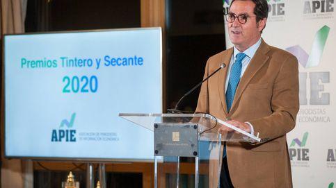 Garamendi: La CEOE va a estar del lado de la libertad en los medios