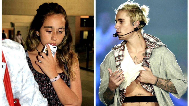 Foto: Andrea Janeiro y Justin Bieber (Gtres)