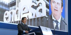 La sombra del conflicto de interés persigue a Borja Prado,  el banquero de ACS