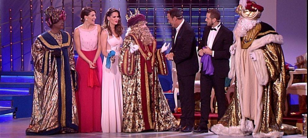 Avalancha de críticas para José Luis Moreno y su gala 'Reyes y estrellas'