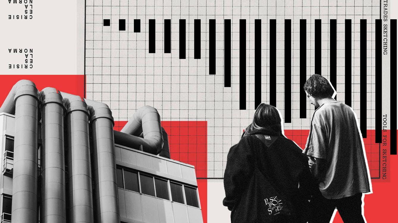 'Rastreadores de covid': La pandemia y el destrozo en la clase media